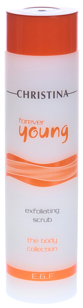 CHRISTINA Скраб для тела / Exfoliating Scrub FOREVER YOUNG BODY 200мл