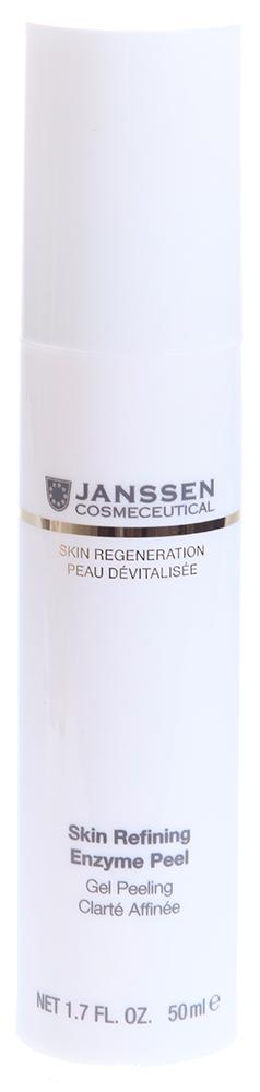 JANSSEN Пилинг-гель энзимный / Skin Refining Enzyme Peel SKIN REGENERATION 50мл недорого