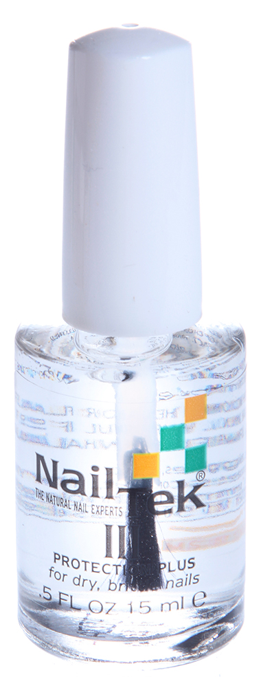 NAIL TEK �������� ��� �����, ������� � ������ ������ / Protection Plus III 15��~