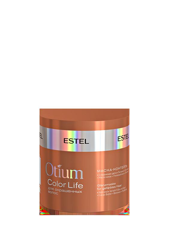 ESTEL PROFESSIONAL Маска-блеск для окрашенных волос / OTIUM Blossom 300мл~  недорого