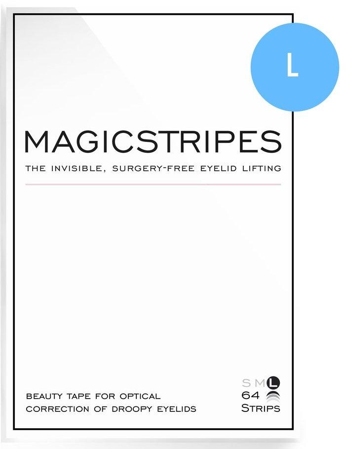MAGICSTRIPES Полоски силиконовые для поднятия верхнего века, размер L 64 шт - Особые средства
