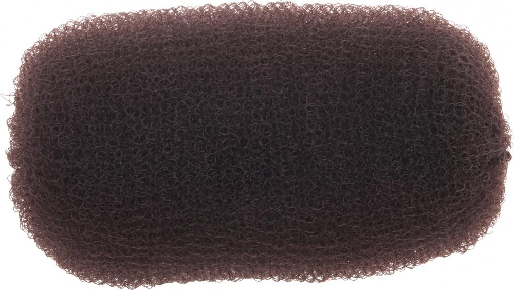 DEWAL PROFESSIONAL Валик для прически, сетка, коричневый d 12 см - Особые аксессуары