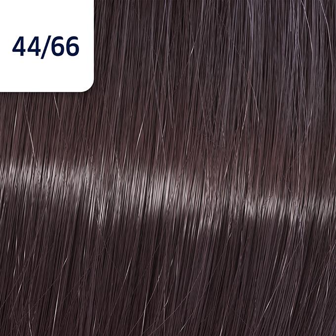 Купить со скидкой WELLA 44/66 краска для волос, пурпурная дива / Koleston Perfect ME+ 60 мл