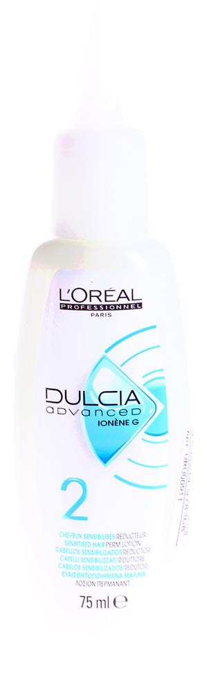 LOREAL PROFESSIONNEL Лосьон  2 для чувствительных волос / ДУЛЬСИЯ ЭДВАНСТ Ионен G 75мл
