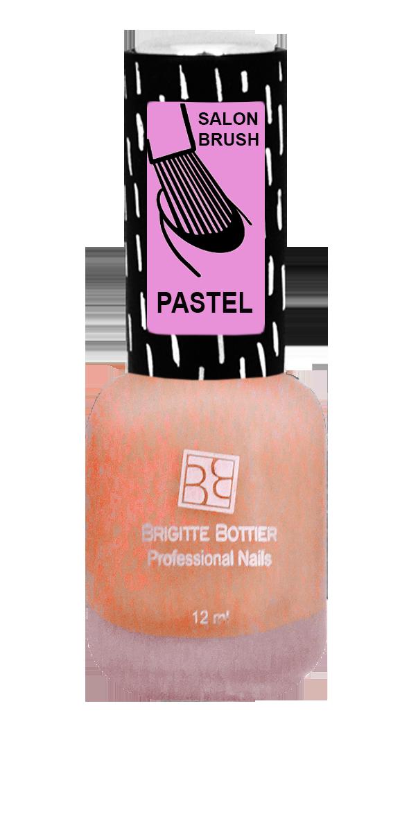 Brigitte bottier 326 лак для ногтей матовый, лососевый