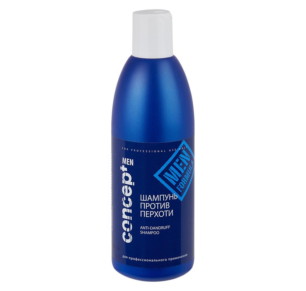 Купить CONCEPT Шампунь против перхоти / Men Anti-dandruff shampoo 300 мл