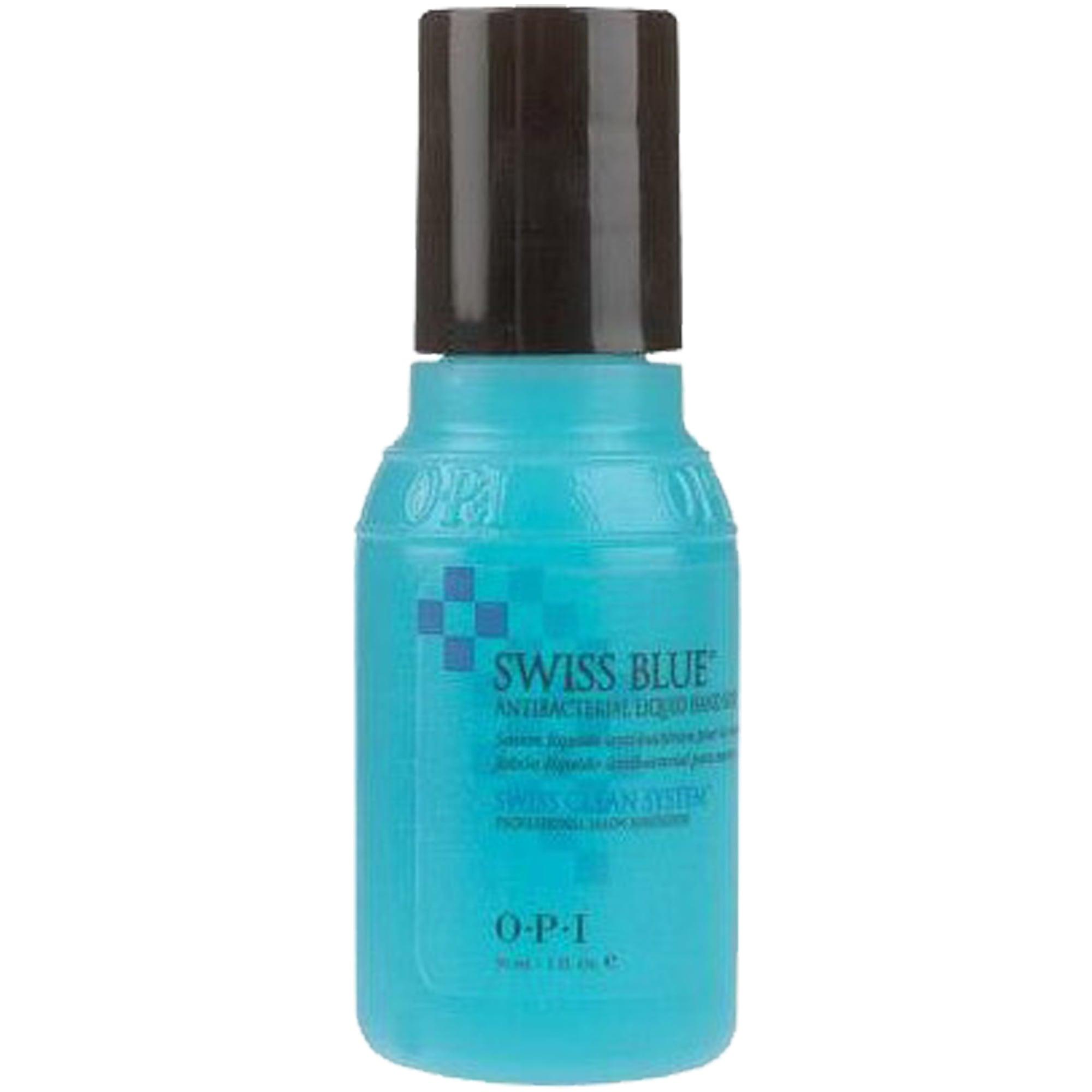 OPI Мыло для рук / Swiss Blue 30мл opi лосьон для рук и тела opi avoplex moisture replenishing lotion av711 30 мл