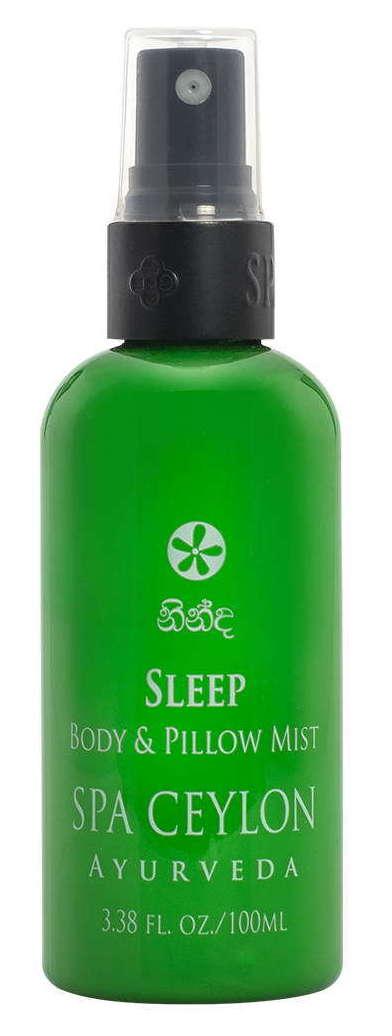 Купить SPA CEYLON Спрей для тела и ароматизации подушек Спокойной ночи 100 мл