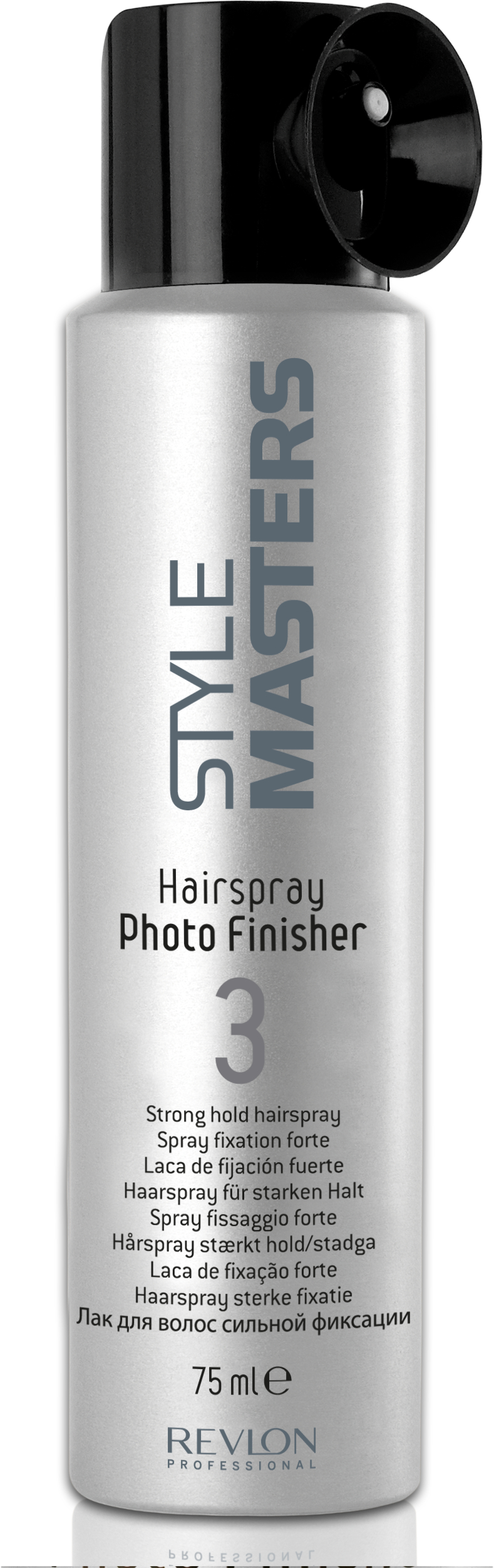 REVLON Professional Лак для волос / PHOTO FINISHER Hairspray 75мл лак schwarzkopf professional flexible hold pure hairspray