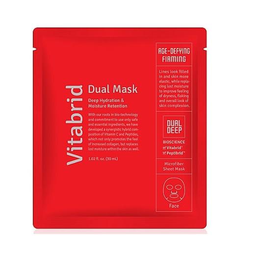 Купить VITABRID C12 Маска увлажняющая двойного действия для лица / DUAL Age-defying & Firming 1 шт