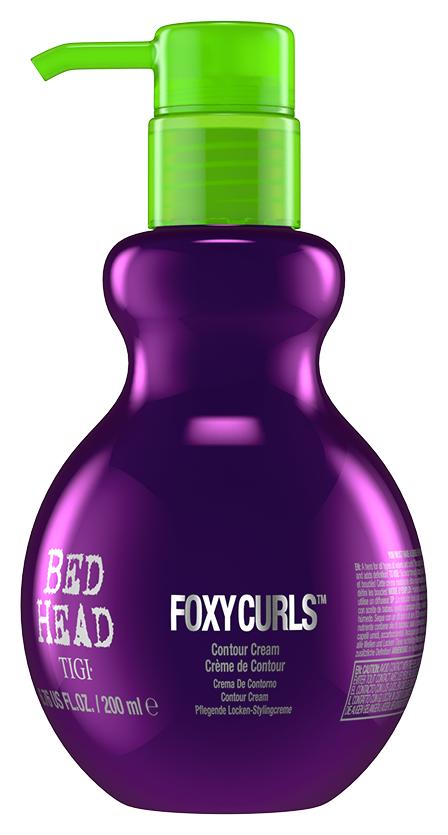 TIGI Крем дефинирующий для вьющихся волос и защиты от влаги / BED HEAD Foxy Curls 200 мл