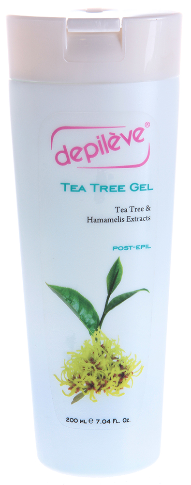 DEPILEVE Гель чайного дерева 200мл