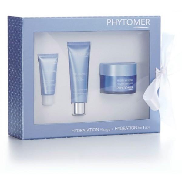 PHYTOMER Набор подарочный Увлажнение 15мл+2*50мл косметика phytomer