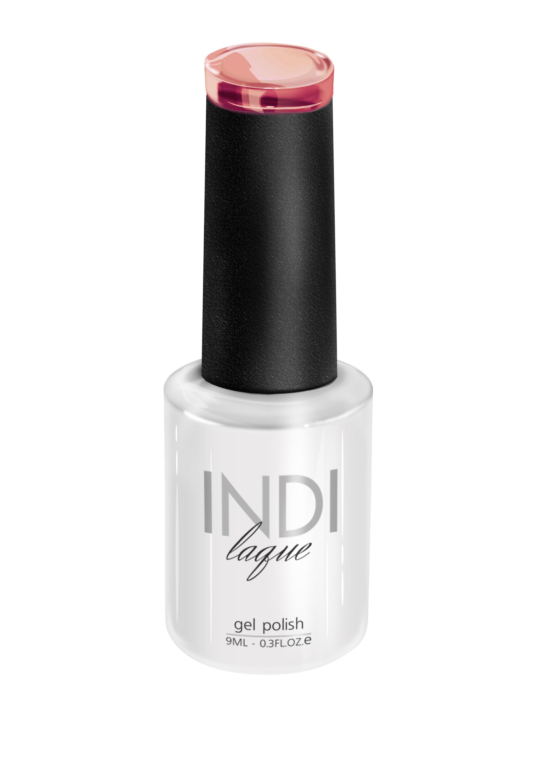 Купить RuNail 3511 гель-лак для ногтей / INDI laque 9 мл, Розовые
