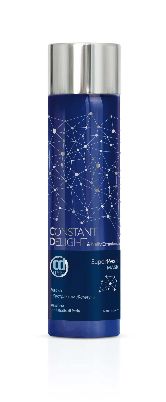 CONSTANT DELIGHT Маска для волос с экстрактом жемчуга / Super Pearl CD & Nelly Ermolaeva 250 мл