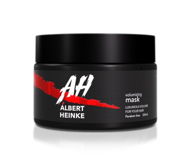 EGOMANIA Маска для прикорневого объема и блеска волос / ALBERT HEINKE 250 мл