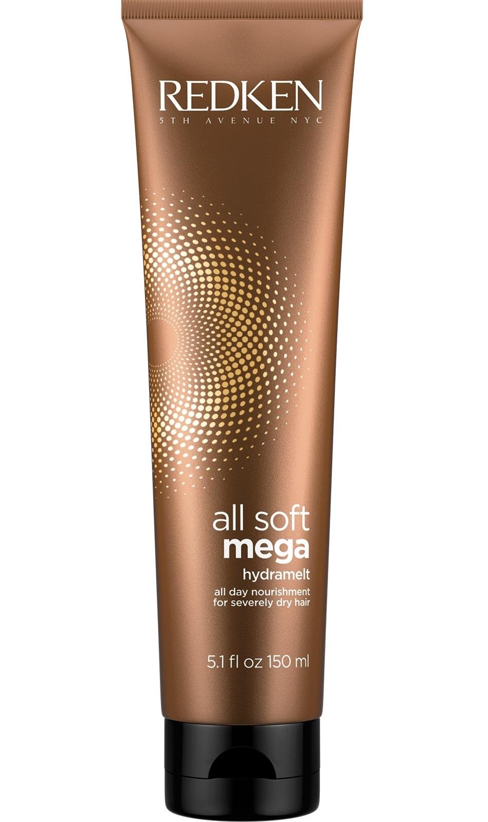 REDKEN Уход несмываемый для сухих и жестких волос / ALL SOFT MEGA Hydramelt 150 мл -  Особые средства