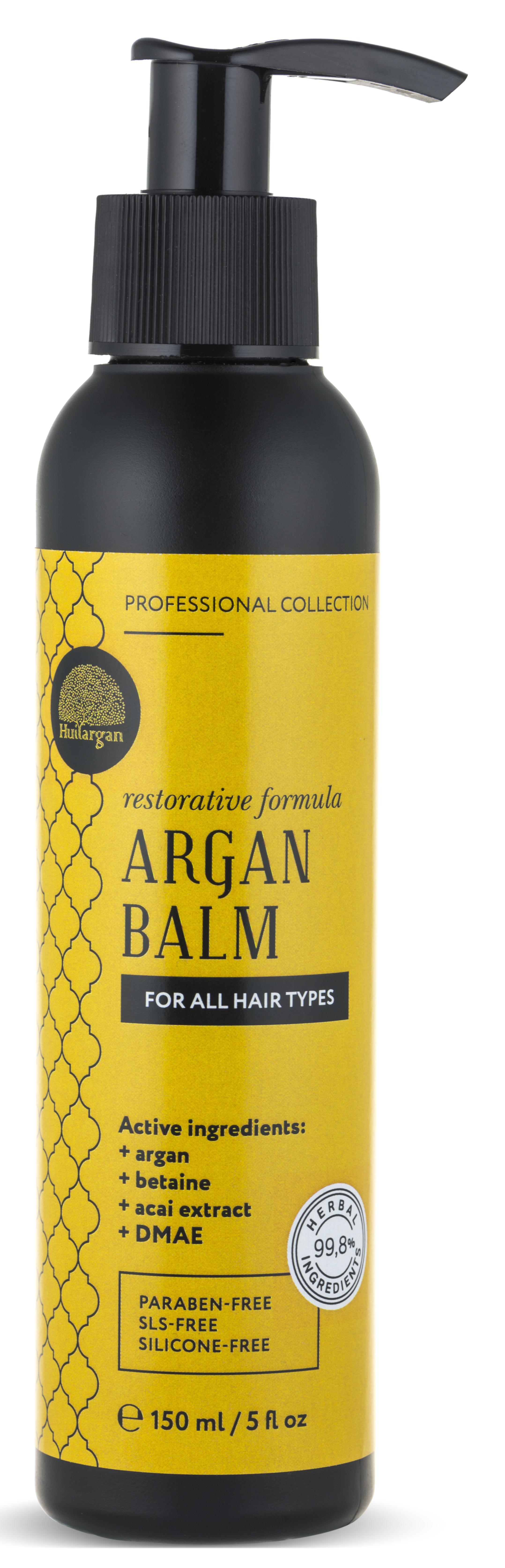 HUILARGAN Бальзам-кондиционер для волос, общеукрепляющая формула 150 мл - Бальзамы