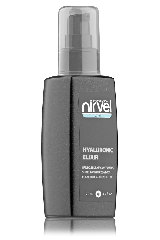 NIRVEL PROFESSIONAL Эликсир с гиалуроновой кислотой / HYALURONIC ELIXIR 125 мл