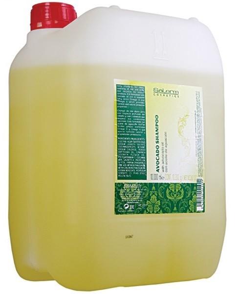 SALERM COSMETICS Шампунь с маслом авокадо для волос / AVOCADO SHAMPOO 10 л фото
