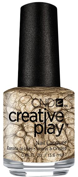 CND 445 лак для ногтей / Lets Go Antiquing Creative Play 13,6 мл
