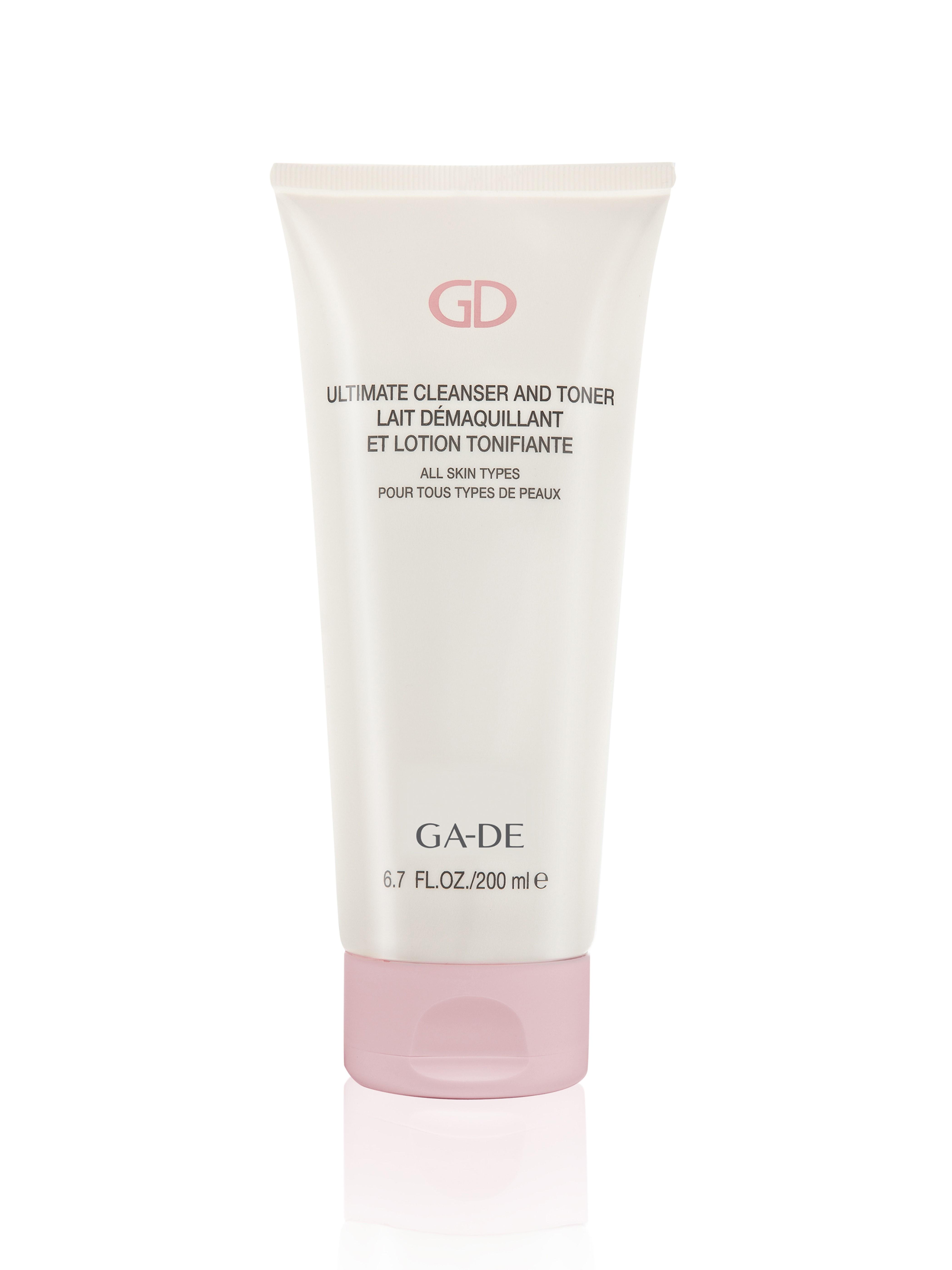 GA-DE Средство очищающее и тонизирующее для всех типов кожи / ULTIMATE CLEANSER AND TONER 200мл