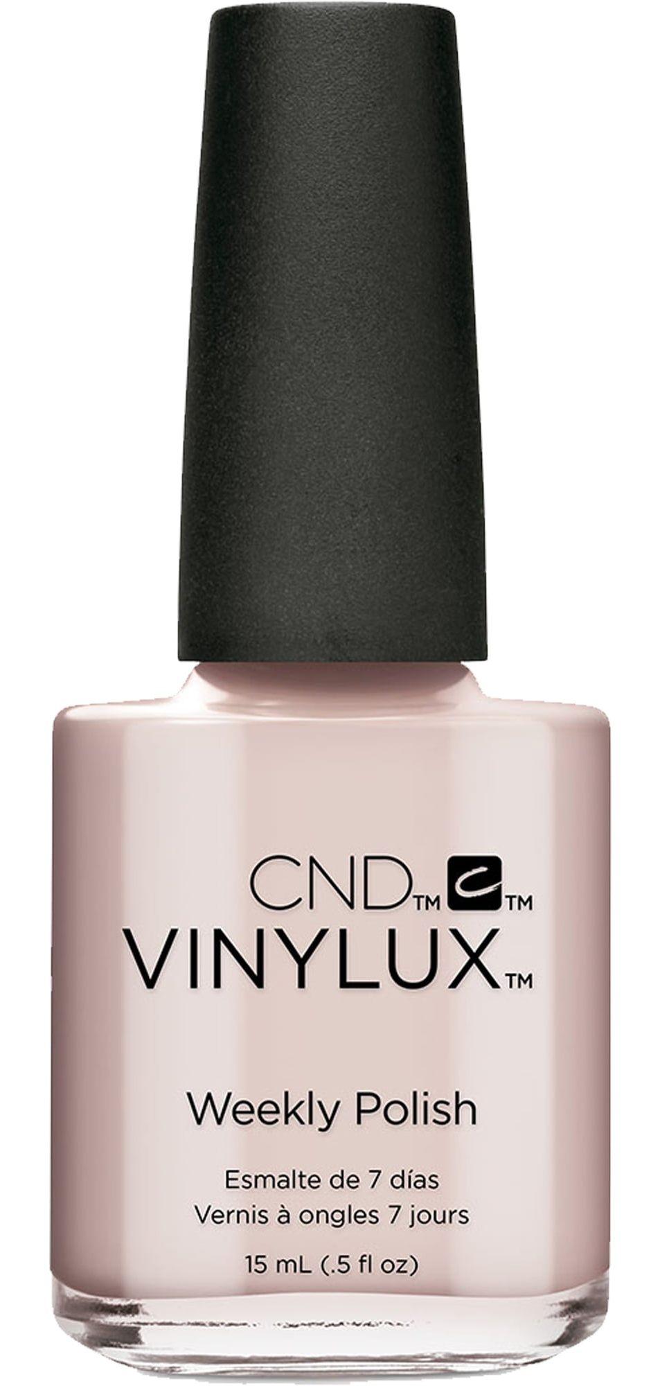 CND 259 лак недельный для ногтей / Cashmere Wrap VINYLUX Glasial Illusion Collection 15 мл