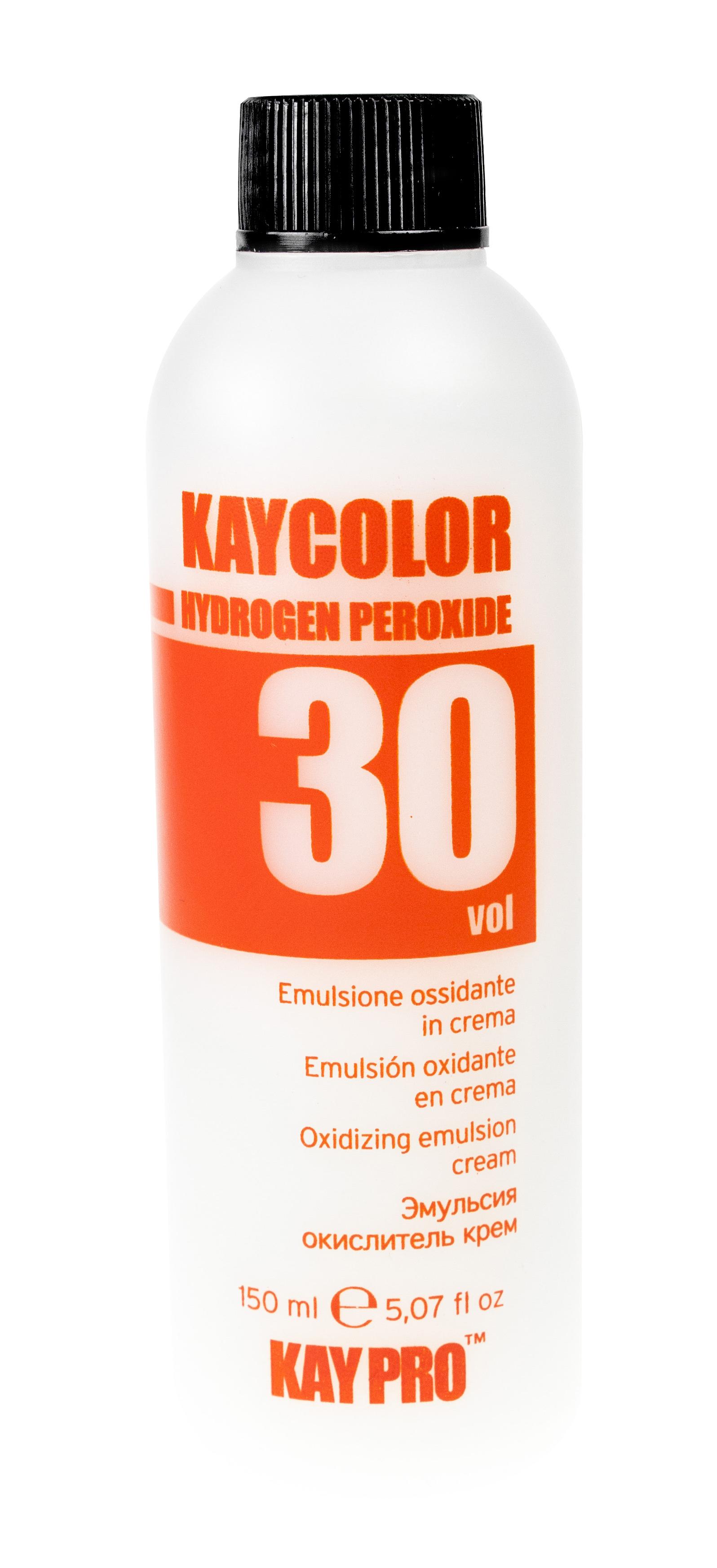 KAYPRO Эмульсия окислительная 30 vol (9%) / KAY COLOR 150мл