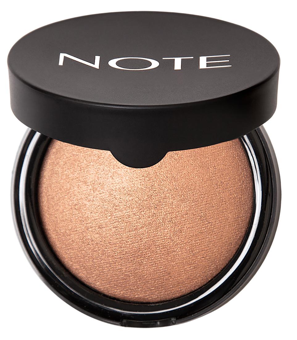 Купить NOTE Cosmetics Пудра терракотовая для лица 01 / TERRACOTTA POWDER 10 г