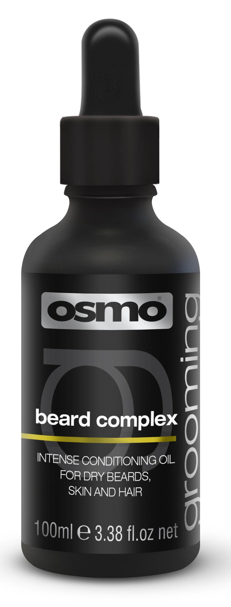 OSMO Комплекс кондиционирующий масленый для бороды, кожи и волос / Beard Complex 100 мл