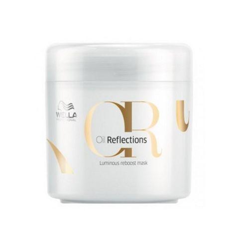 WELLA Маска для интенсивного блеска волос / OIL REFLECTIONS 150мл