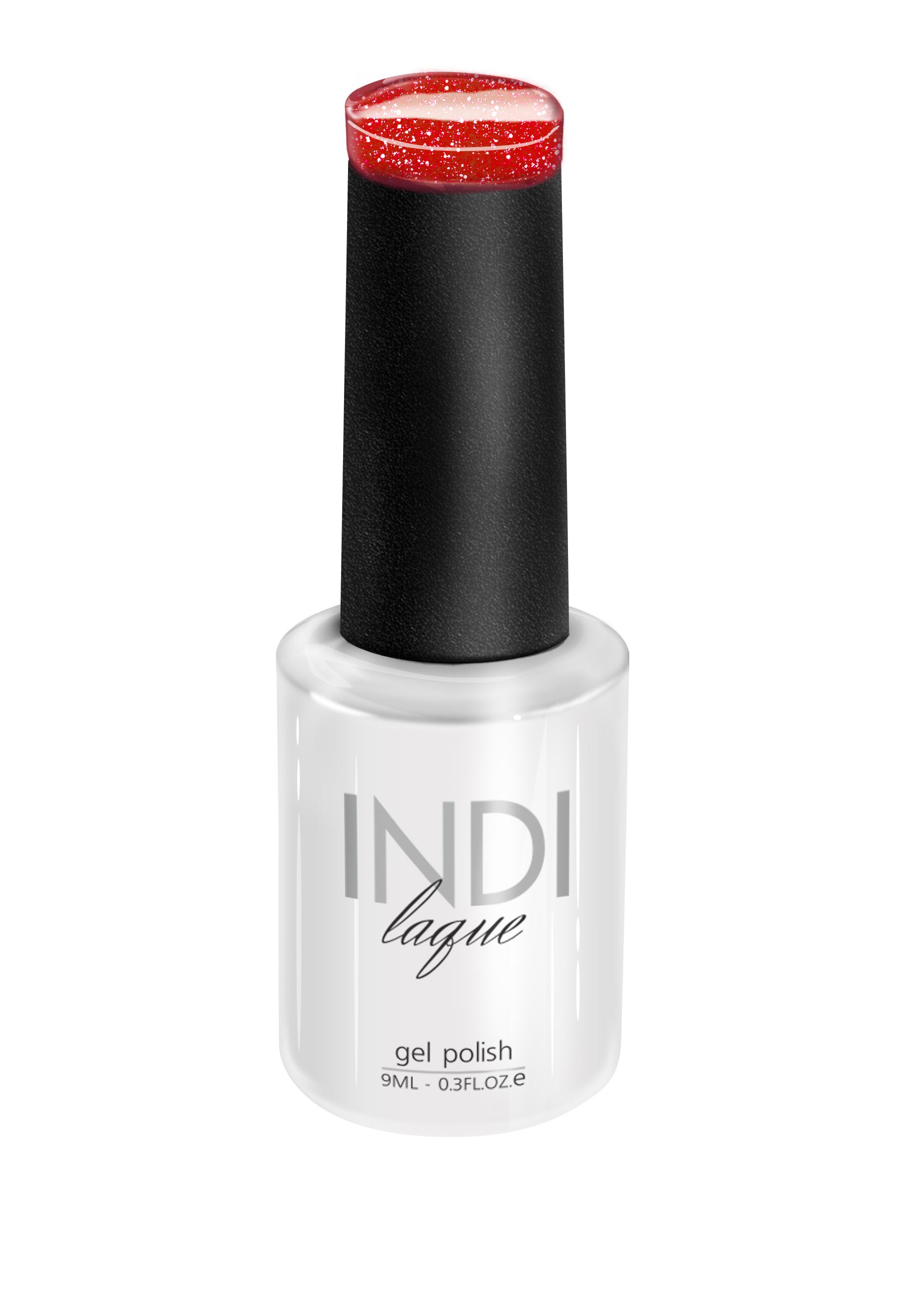 Купить RuNail 3684 гель-лак для ногтей / INDI laque 9 мл, Красные