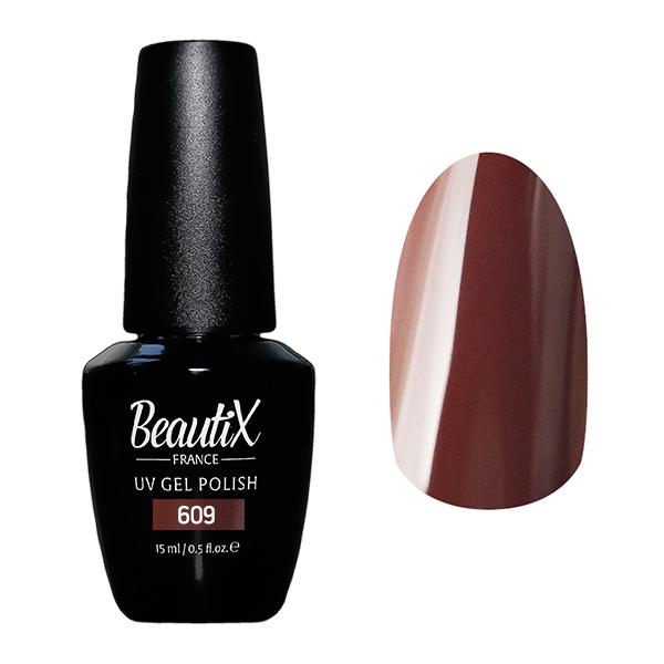BEAUTIX 609 гель-лак для ногтей 15 мл