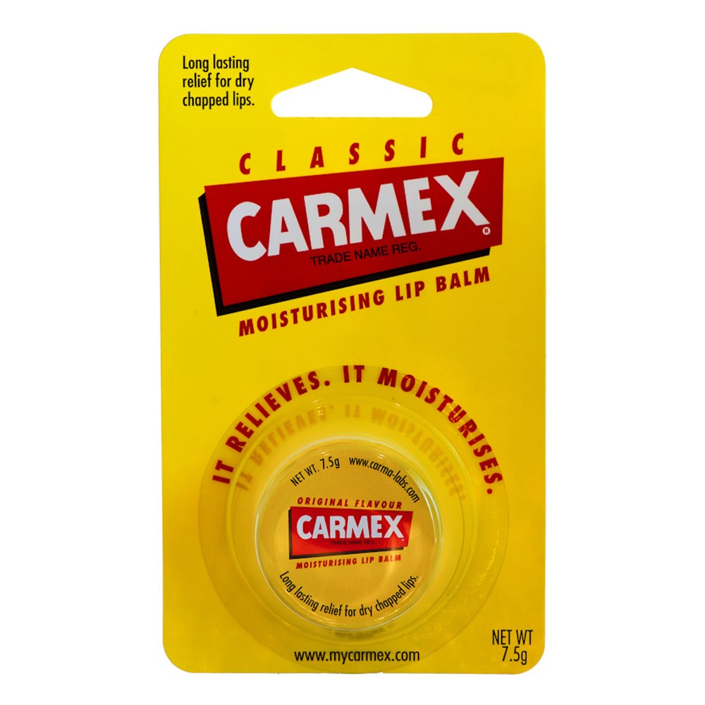 CARMEX ������� ��� ��� ������������ � ������� / Lip Balm Jar 7,5��