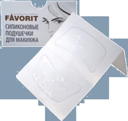 FARMAVITA Подушечки силиконовые для макияжа / FAVORIT 1параОсобые аксессуары<br>FAVORIT Silicone Pads представляют собой самоклеющиеся, мягкие и приятные для кожи подушечки, имеющие универсальный анатомический вырез, который подходит для всех форм глаз. Они облегчают процедуру по окрашиванию ресниц , сокращают время нанесения make up и увеличивают рентабельность этих процедур в салоне красоты. Защищают кожу лица при нанесении макияжа и окрашивании ресниц&amp;nbsp; Безопасны для клиента&amp;nbsp; Нескользкие, водонепроницаемые и легко моющиеся&amp;nbsp; Защищают кожу лица от крошек теней для глаз и от разводов при нанесении туши&amp;nbsp; Выступает в качестве шаблона при окрашивании век&amp;nbsp; Силикон дерматологически и микробиологически проверен и имеет соответствующие сертификаты&amp;nbsp; Многоразовые, до 100 применений&amp;nbsp; Немецкое качество Каждая пара силиконовых подушечек находится в индивидуальном конверте с инструкцией по применению.&amp;nbsp; Нормоупаковка включает в себя 25 конвертов и удобна для расположения в профессиональных магазинах.<br><br>Объем: 25 шт