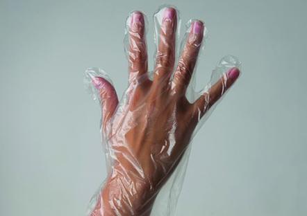 ЧИСТОВЬЕ Перчатки полиэтиленовые прозрачные L 100 шт