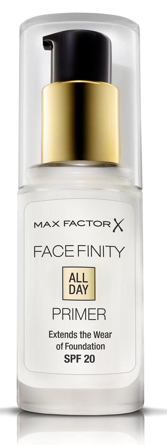 MAX FACTOR Праймер прозрачный для лица / Facefinity All Day Primer - Особые средства