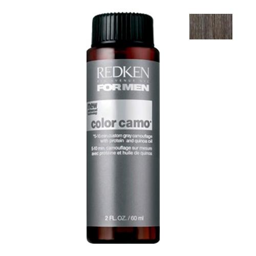 REDKEN Краска-камуфляж для волос Medium Ash / COLOR CAMO FOR MEN 60мл