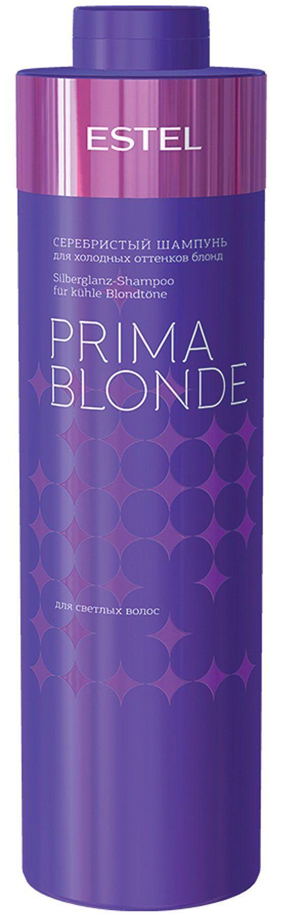 Купить ESTEL PROFESSIONAL Шампунь серебристый для волос / OTIUM Prima Blond 1000 мл
