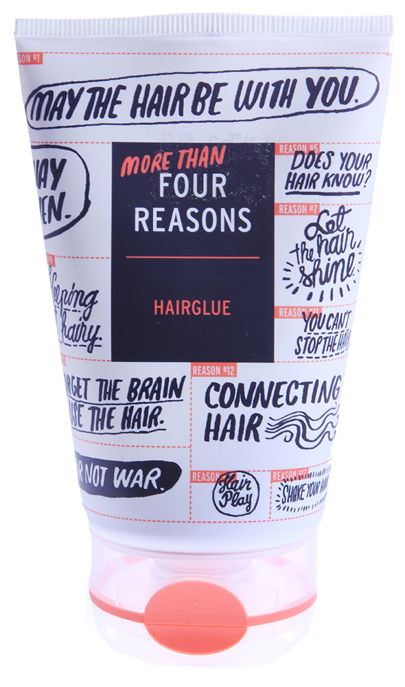KC PROFESSIONAL ���� ��� ������� ����� ������������ �������� / Hairglue FOUR REASONS 100��