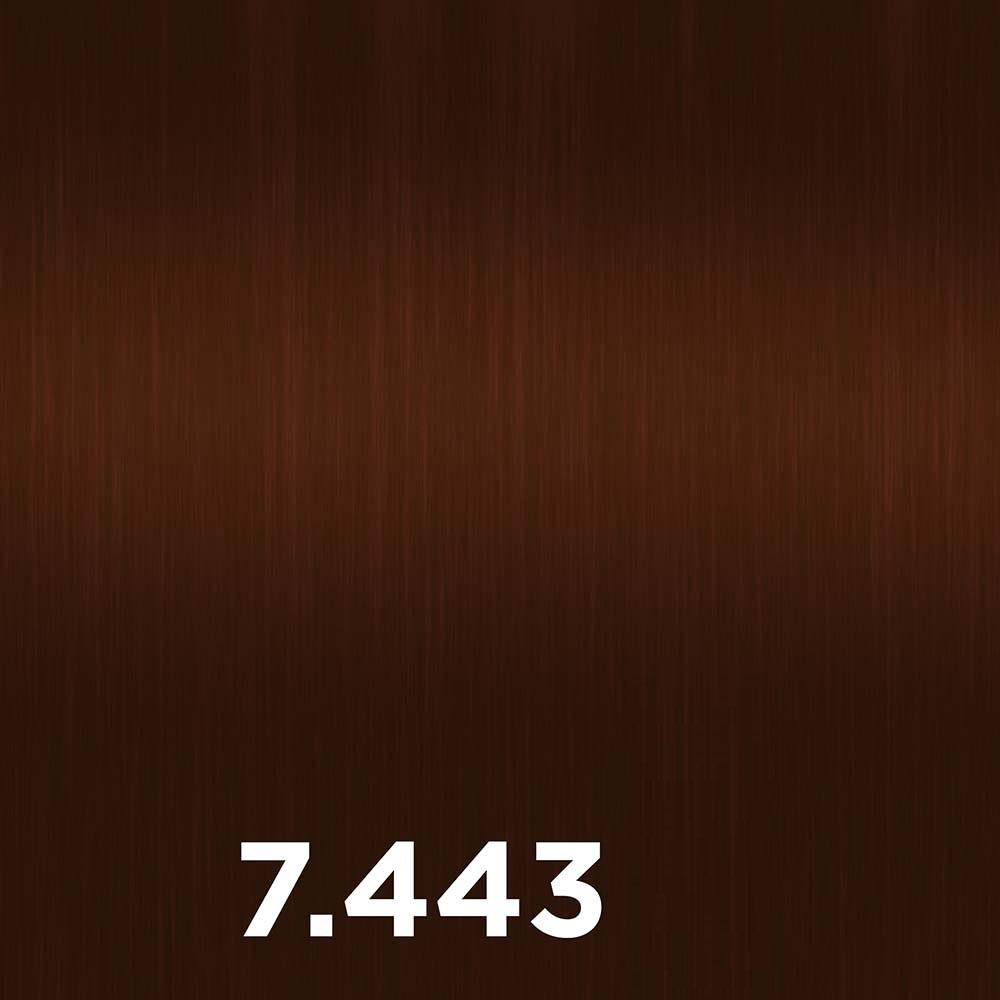 Купить CUTRIN 7.443 краситель безаммиачный для волос, морошка / AURORA 60 мл