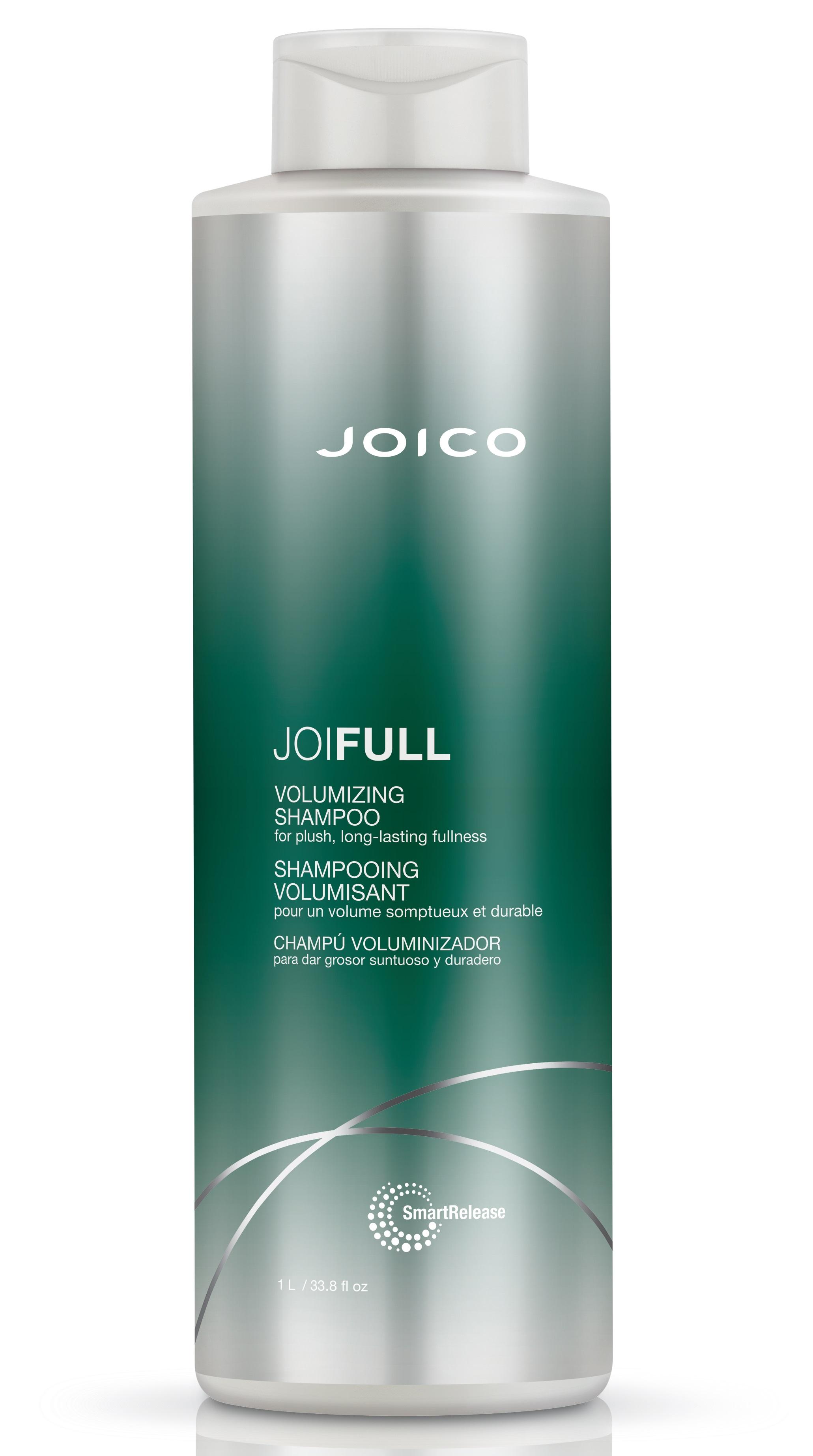 JOICO Шампунь для воздушного объема волос / JoiFull Volumizing Shampoo 1000 мл.