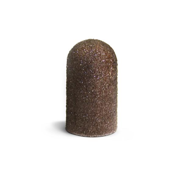 RuNail Колпачок абразивный, 5*11мм, 80 грит (5 шт)