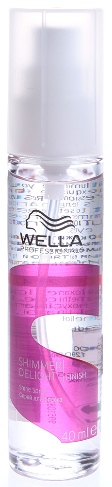 WELLA ����� ��� ������ ����� / Shimmer Delight FINISH 40��~
