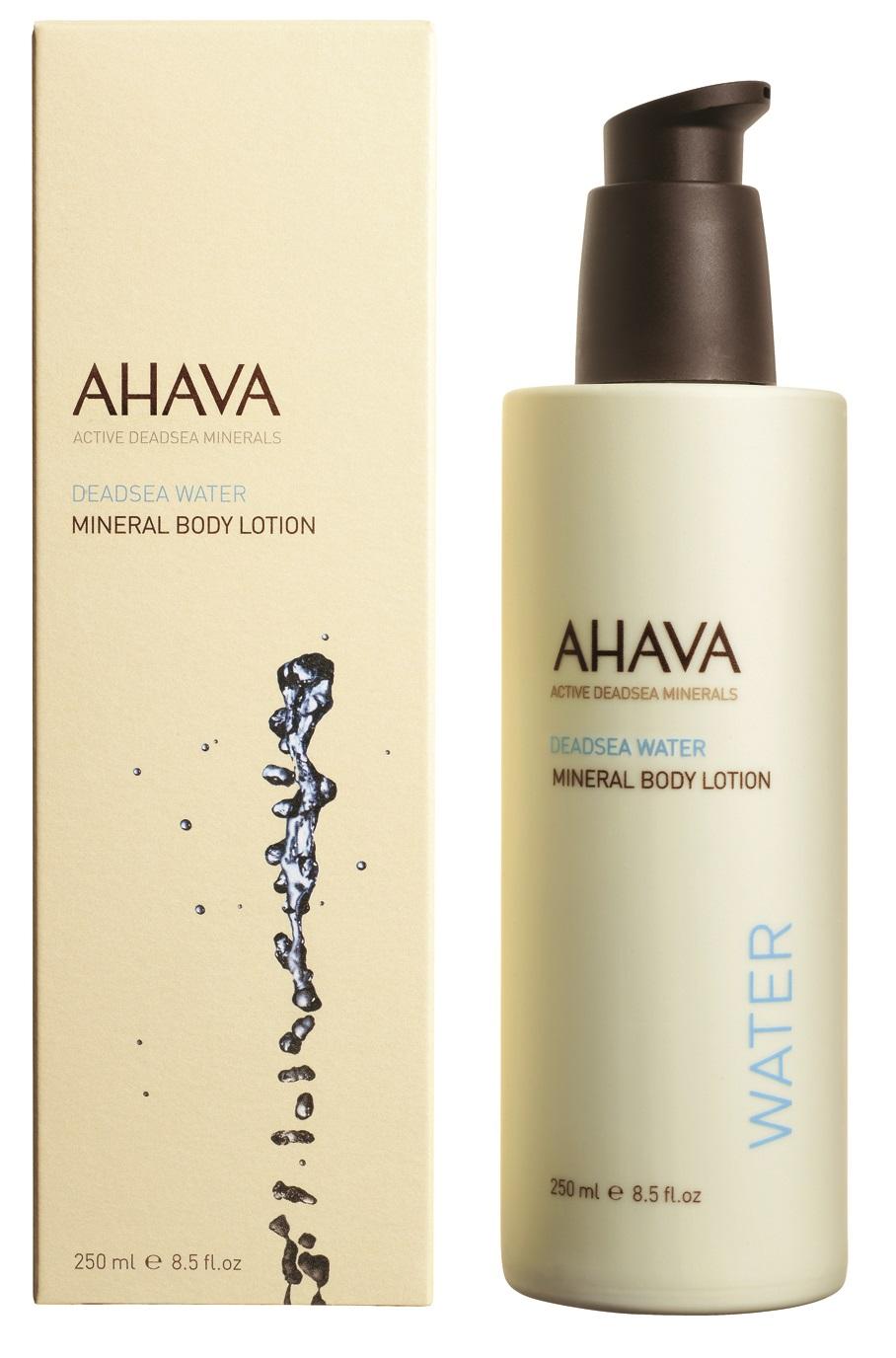 Купить AHAVA Крем минеральный для тела / Deadsea Water 250 мл