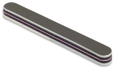 CND Пилка моющаяся 3-х сторонняя для полировки / Girlfriend - Маникюрные инструменты