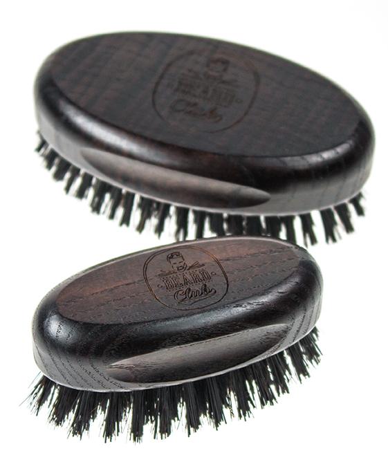 KAYPRO Щетка для бороды и волос головы / BEARD CLUB