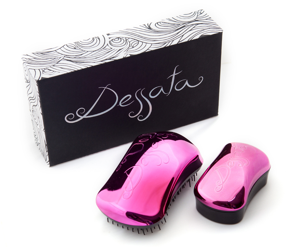DESSATA ����� �������� ��� ����� Dessata Kit Fuchsia Bright-Black: �������� + ����, ������ ����