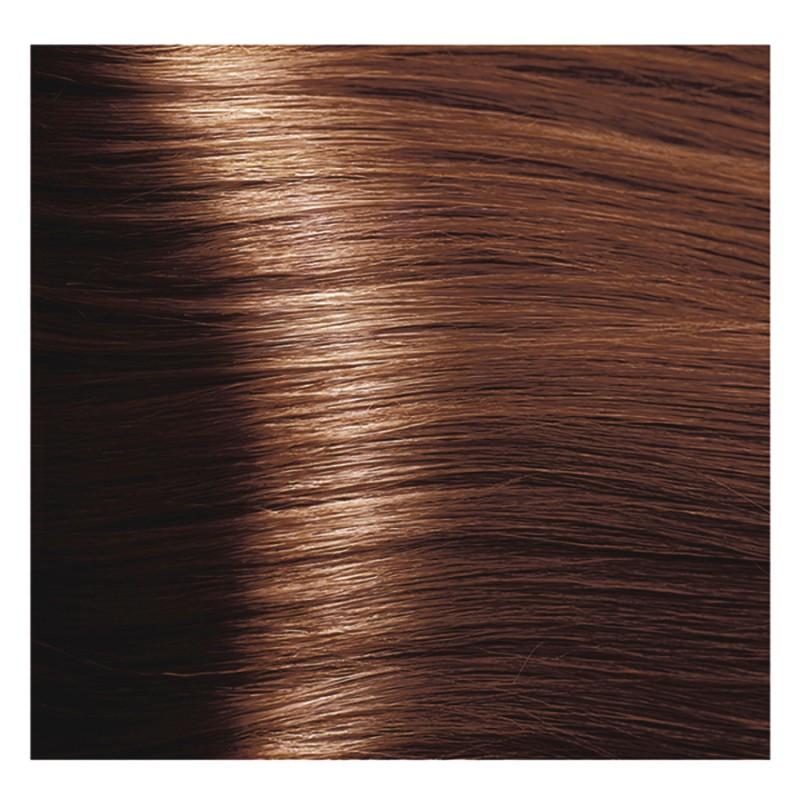 Купить KAPOUS 6.43 крем-краска для волос / Hyaluronic acid 100 мл, Золотистый и медный
