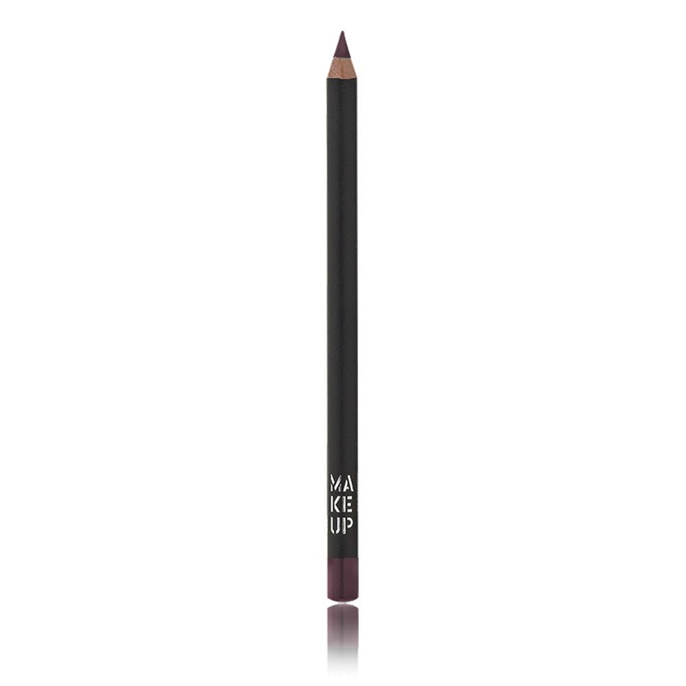 MAKE UP FACTORY Карандаш контурный устойчивый для глаз, 35 темная орхидея / Kajal Definer 1,48 г косметические карандаши make up factory карандаш для глаз устойчивый контурный kajal definer 35